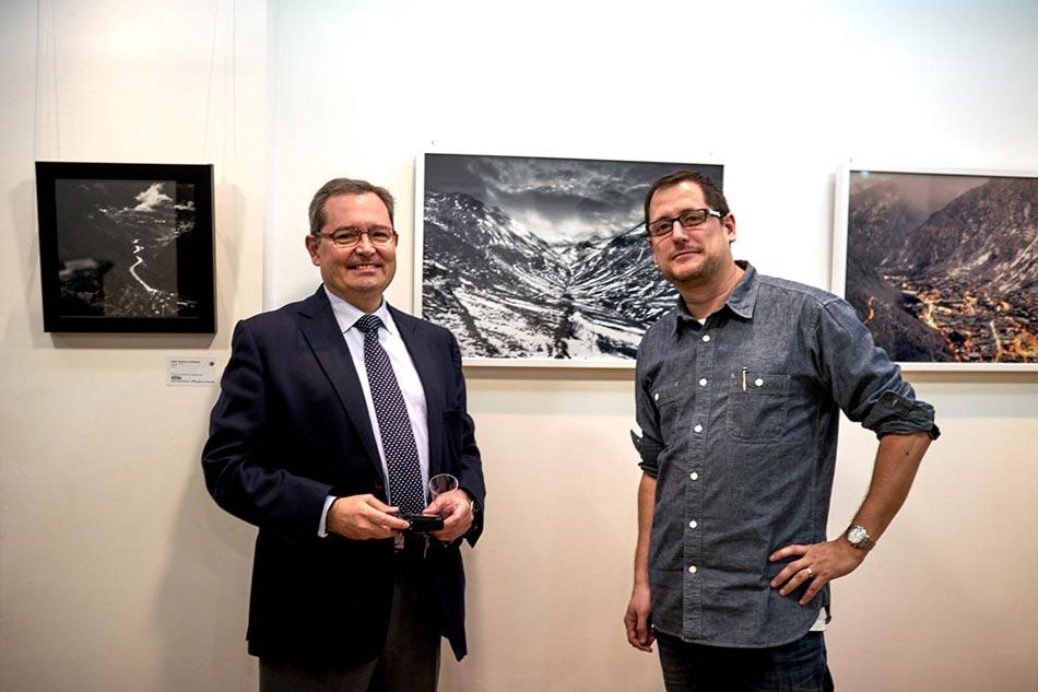 Dani García Sarabia, Andorra Landscapes Fifty Dots Galería Fotografía Barcelona