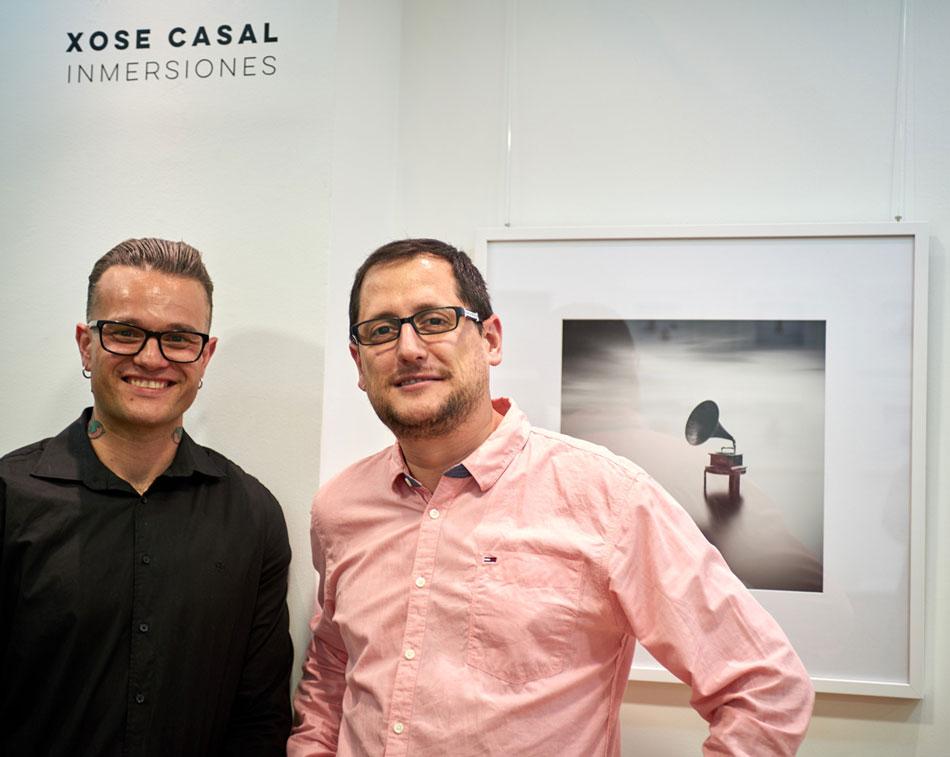 Exposición Xose Casal Fifty Dots Galería Fotografía Barcelona