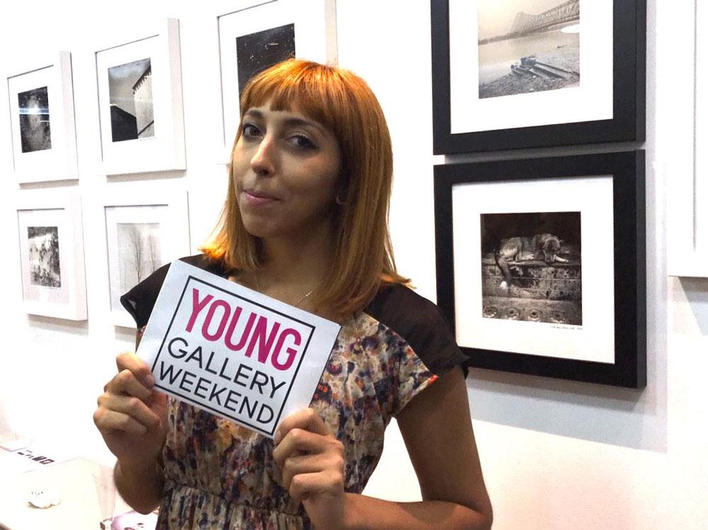 Young Gallery Weekend Barcelona, Fifty Dots Galería Fotografía Barcelona