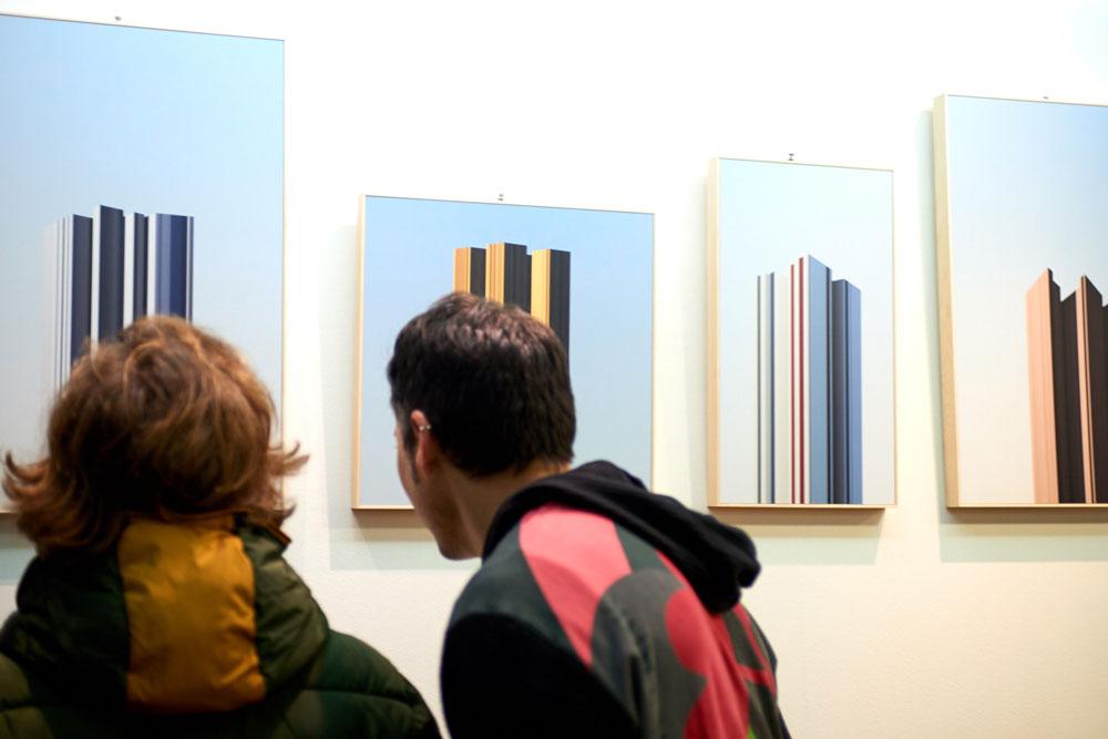 Exposición comisiariada por Art Deal Project en Fifty Dots Gallery, galería de arte especializada en fotografía.