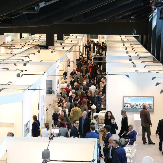 Fifty Dots Gallery participates in international photography and art fairs