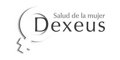 Logo Dexeus, salud de la mujer