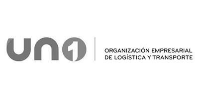 Logo Uno, Organización empresarial de logística y transporte